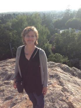 Elizabeth Robinson, MA, Mdiv