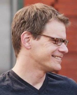 Nick Arvin, MFA
