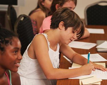Summer Writing Camp: Screenwriting Lab for grades 3-5