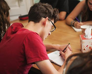 Summer Writing Camp: Basic Silk-Screening: Broadsides and Visual Poetry for grades 9-12