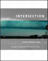Intersection: a chapbook