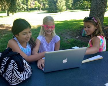 Summer Writing Camp: Dreams and Diaries for grades 3-5