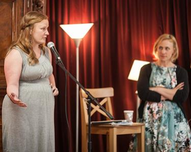 The First Act, The One Act, or the Pilot with Halley Feiffer