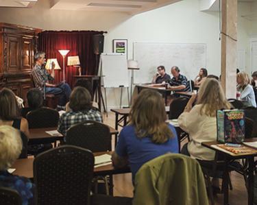 Intermediate/Advanced Screenwriting Workshop