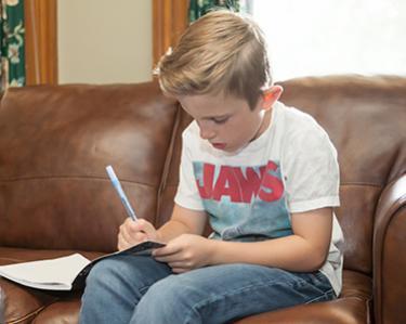 Summer Writing Camp: Build Your Writing Portfolio for grades 3-5