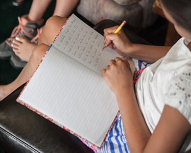 How To Write In First Person for grades 6-8