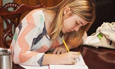 Summer Writing Camp: The World Within for grades 9-12