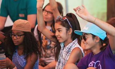 Summer Writing Camp: The Art of Slam Poetry for grades 6-8