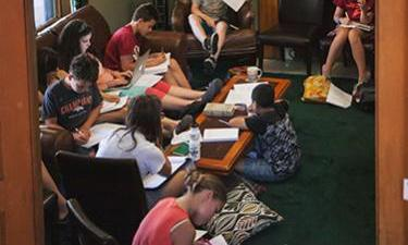 Free Creative Writing Lab for grades 3-8