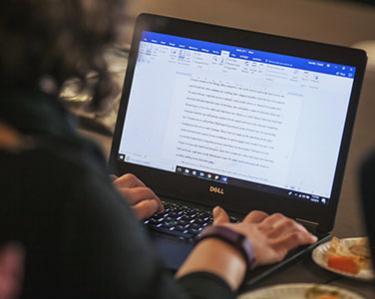 Writing the Internet